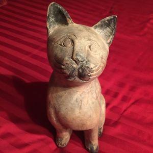 Vintage Soul-eyed Cat